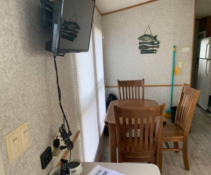 Cabins Kitchen