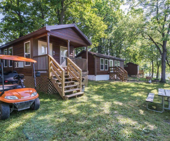 Ranger Smith™ Cabin